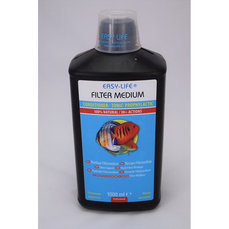 easy life filtermedium 1000 ml 17 50. Black Bedroom Furniture Sets. Home Design Ideas